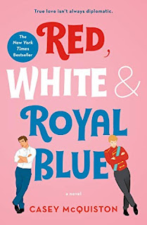 Red, White & Royal Blue by Casey McQuiston (Goodreads Author)