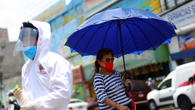 México supera las 3.100 muertes por coronavirus y ya suma 31.522 casos confirmados