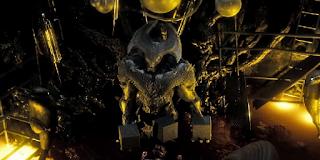 liga de la justicia: primer vistazo a steppenwolf en un set de lego