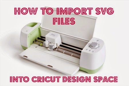 Obsessed with Scrapbooking: [Video]Import SVG into Cricut