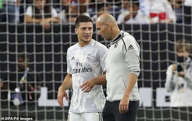 """Real đại loạn: Zidane sẵn sàng vứt """"bom tấn"""" 1739 tỷ đồng sau 2 tháng 2"""