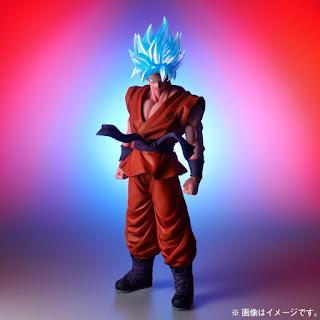 Gigantic Series Son Goku SSGSS (Kaioken) de Dragon Ball - Plex