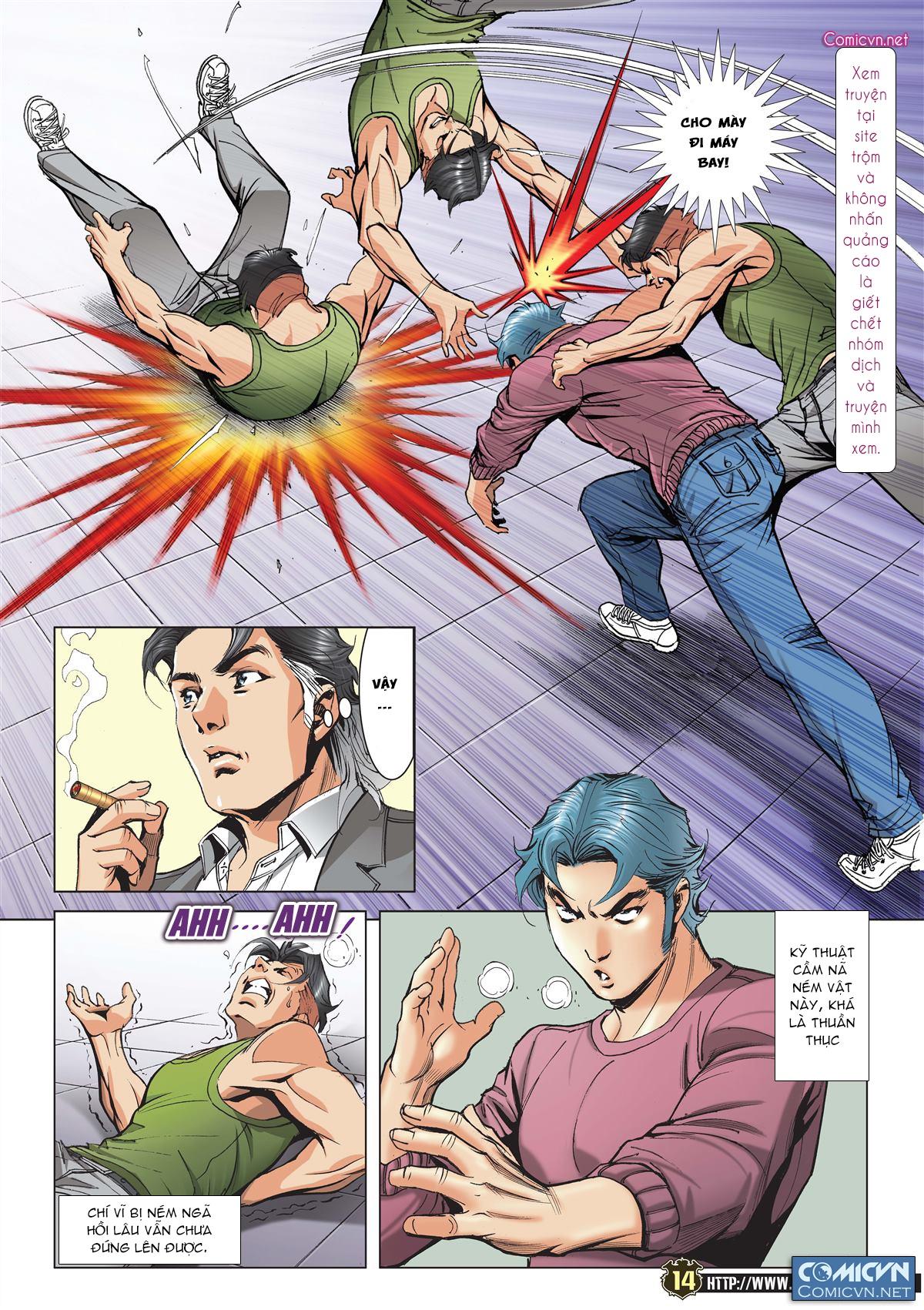 Người Trong Giang Hồ chapter 2119: nam ca vs thượng võ trang 13