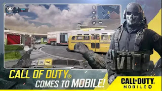 Cod mobile APK Obb data