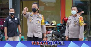 Kapolres Toraja Utara : Tidak Ada Pesta Apalagi Konvoi Kendaraan