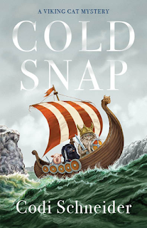 Book Review and GIVEAWAY: Cold Snap, by Codi Schneider {ends 9/29}