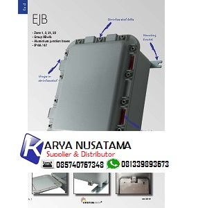 Jual EJB 4A Uk 460x340x307mm Box Panel Merk Supermec di Lampung