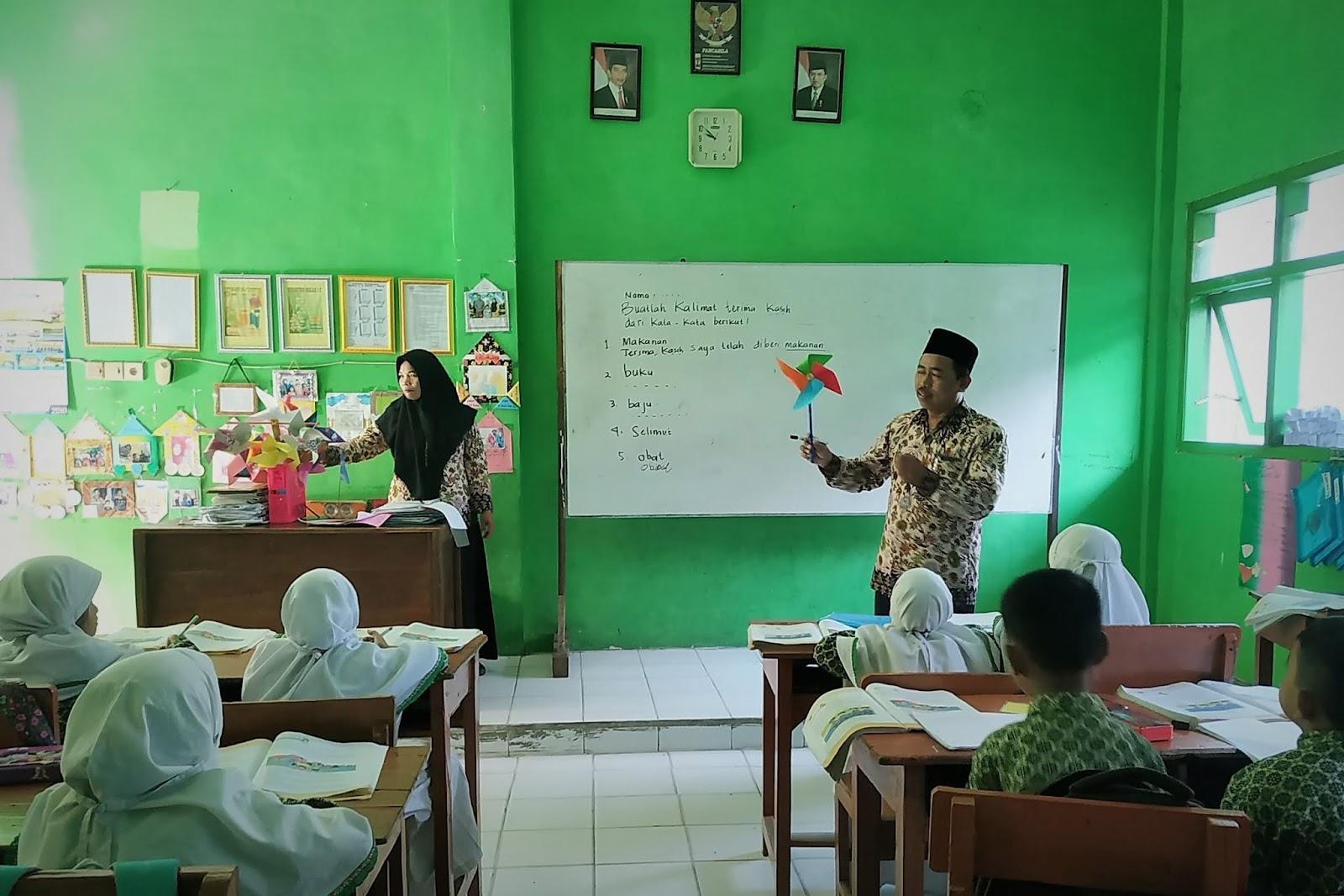 beban kerja guru madrasah yang bersertifikat pendidik dan ekuivalensi tugas tambahan guru madrasah