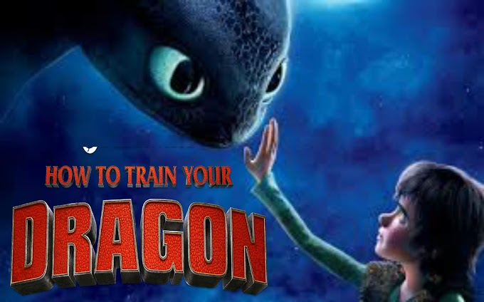 How to Train Your Dragon (2010) Hindi Audio 720p/480p
