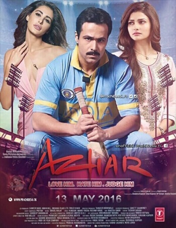 Azhar 2016 Hindi Full Movie