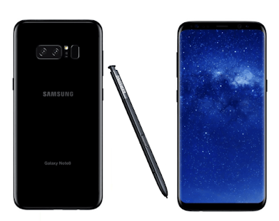 How to Setup Samsung Galaxy Note 8 (2017)