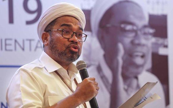 Tanggapi Penolakan Pusat terhadap Usulan Anies Baswedan, Ngabalin: Pernyataan Sampah!