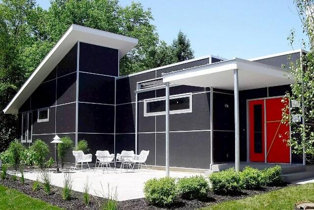 Desain Rumah Minimalis Modern Yang Unik Dindin Design