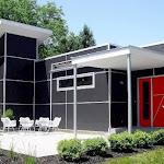 Desain Rumah Minimalis Modern Yang Unik