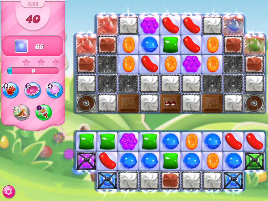 Candy Crush Saga level 3253