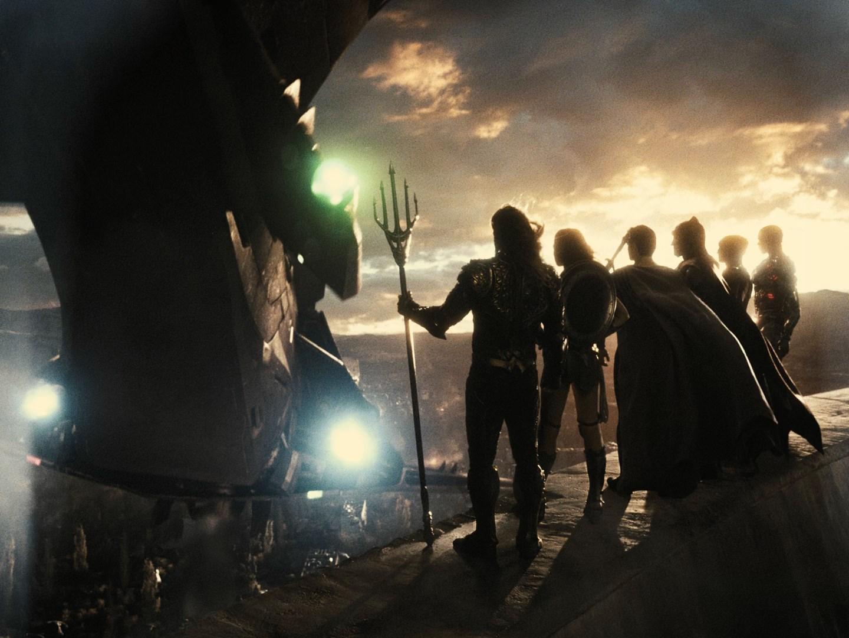 La Liga de la Justicia de Zack Snyder (2021) 1080p WEB-DL AMZN Latino