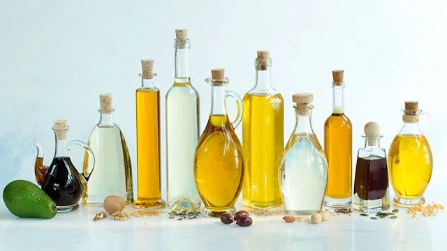 Different Kinds of Oils
