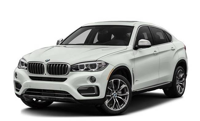 2017 BMW X6 sDrive35i Review