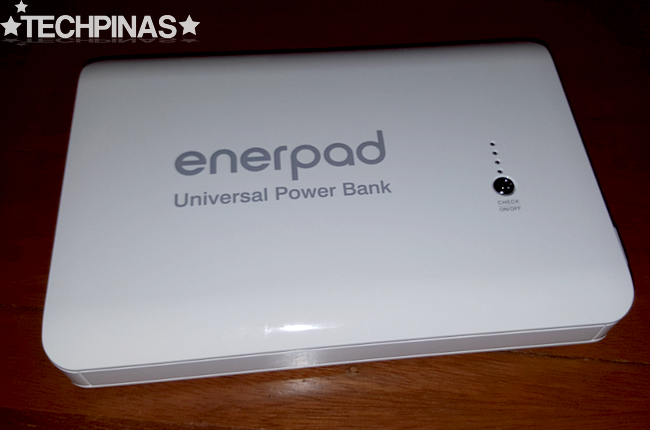 EnerPad Powerbank, Powerbank for Macbook, Powerbank for Laptop