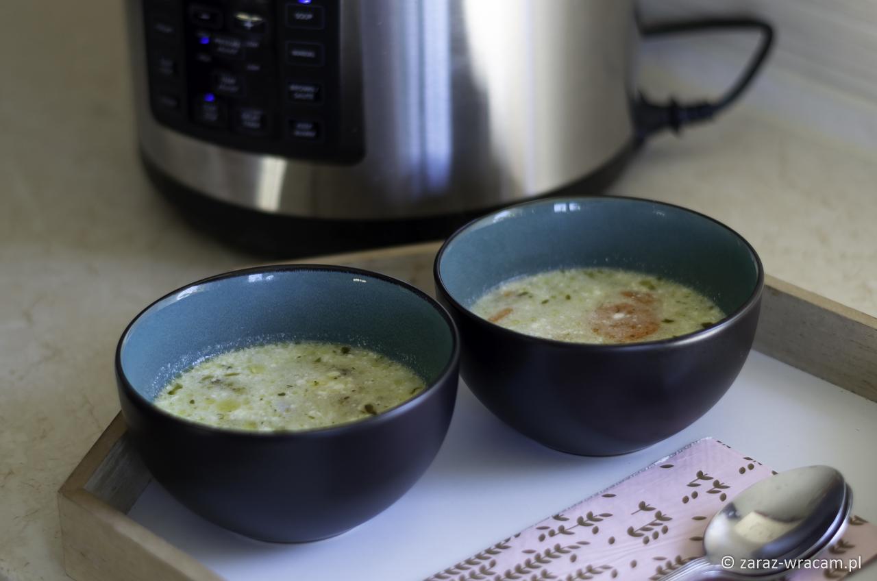 Zupa w multicookerze Crock Pot