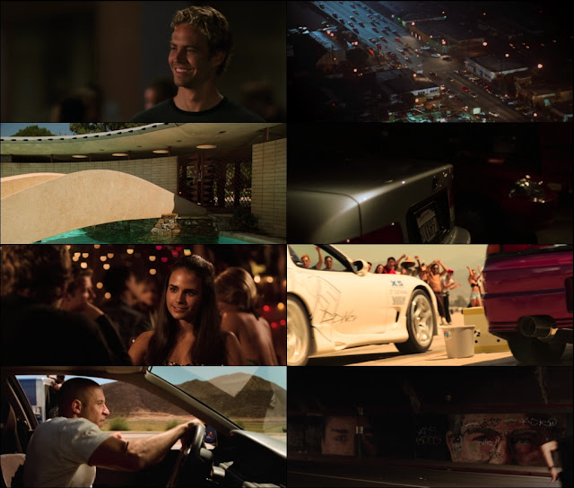 The Fast and the Furious 2001 Dual Audio 1080p BluRay