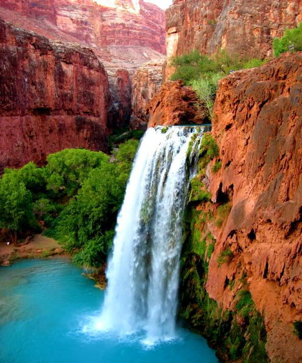 Beautiful Waterfalls: Photograph The Most Beautiful