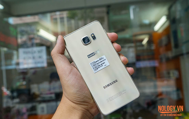Samsung Galaxy S6 Edge Plus camera sắc nét