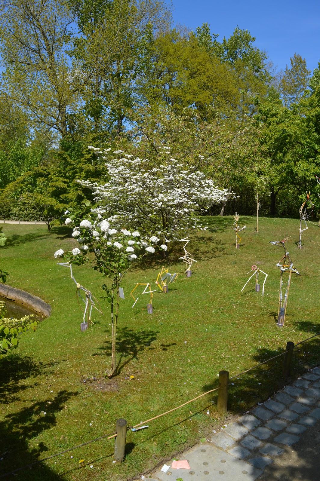 Passionn ment jardin visite du jardin japonais de hasselt for Arbuste jardin japonais
