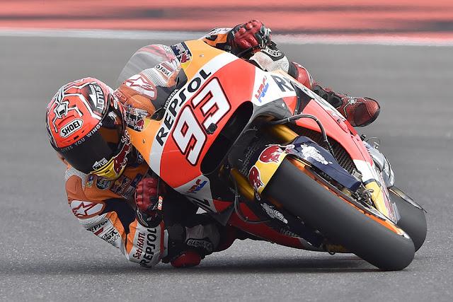 berita motogp Kopling, alasan Marquez gagal menang di Sirkuit kandang