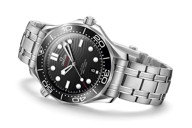Réplique Montre Omega Seamaster Professional Diver 300M Maître Chronomètre Automatique Certification 42MM