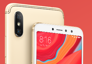 Redmi Y2 Featured dual camera on back side