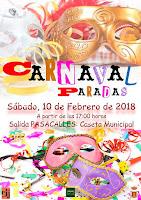 Paradas - Carnaval 2018