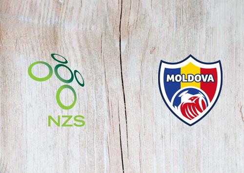 Slovenia vs Moldova -Highlights 06 September 2020