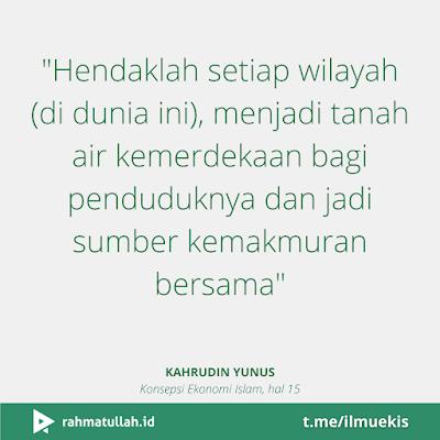Quotes Ekonomi Islam 13