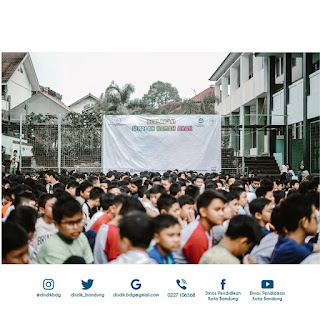 Bandung Santun, Penguatan Pendidikan Kalakter Bandung Masagi