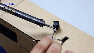 Cara Membuat Kerajinan Tangan Miniatur Bus dari Kardus ...
