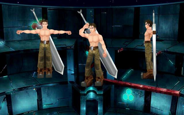 Models Human Slayer 3D