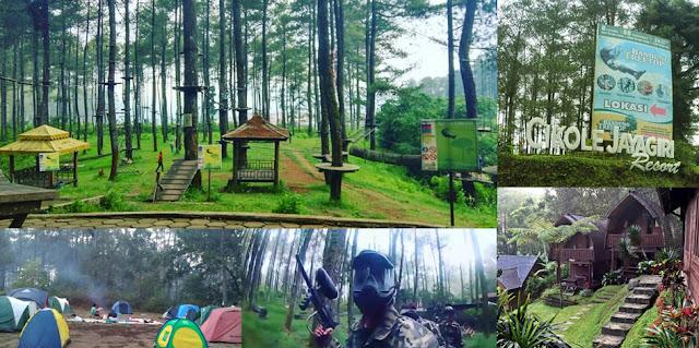 Cikole Jayagiri Resort Lembang Bandung - Outbound Lembang - Outbound Bandung - Outbound Cikole
