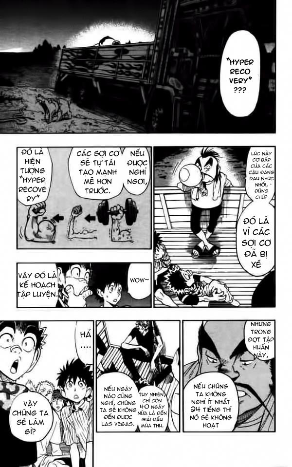 Eyeshield 21 chapter 79 trang 8
