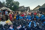 KNPI Kecamatan Gerung Mulai Beraksi dan Berbagi