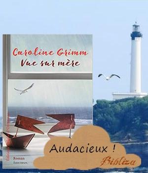 Vue sur mère Caroline Grimm Héloïse d'Ormesson inceste amour amants maudits chronique critique avis blog littéraire