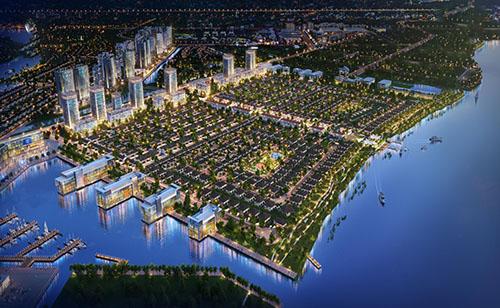 Waterpoint Nam Long - Điểm sáng mới của bất động sản cao cấp