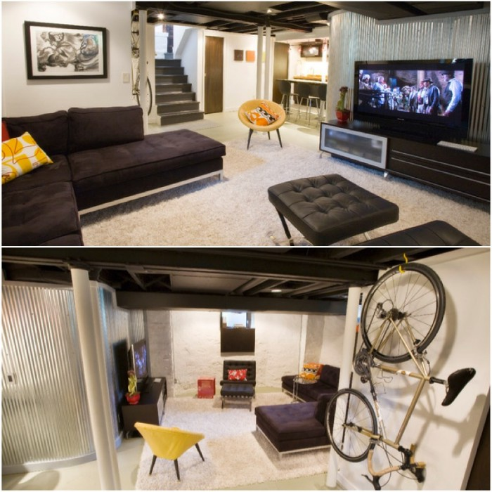Home Decoration Design: Best Basement Remodeling Ideas