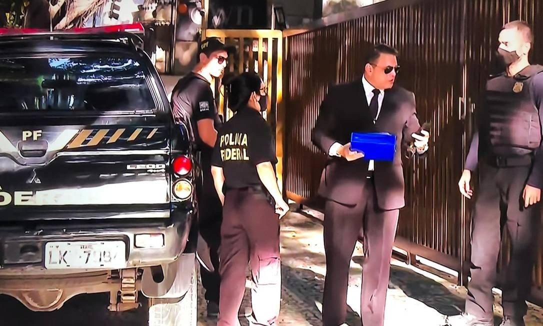 Polícia Federal faz operação contra advogado mais caro da Lava Jato