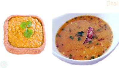 Dhal, dhal dish,dal,ডাইল বা ডাল