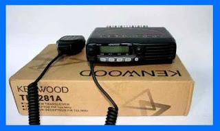 Radio Komunikasi RIG Kenwood TM-281A