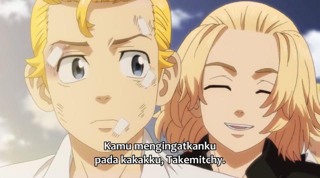 Tokyo Revengers Episode 03 Subtitle Indonesia