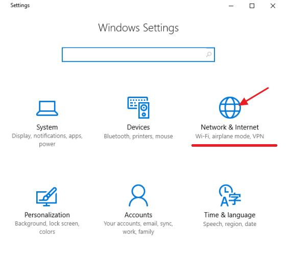 Phát Wifi trên Win 10 bằng công cụ có sẵn