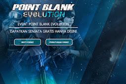 Script Phising Event Point Blank Evolution