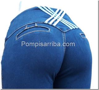 pantalones y jeans corte colombiano en Guadalajara 2017 pantalones stretch en México